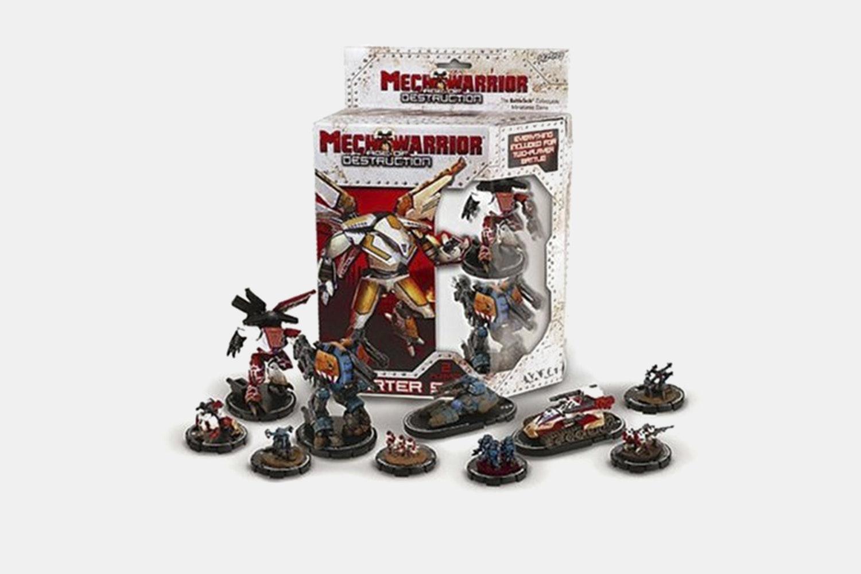 Mechwarrior Booster & Starter Pack Bundle