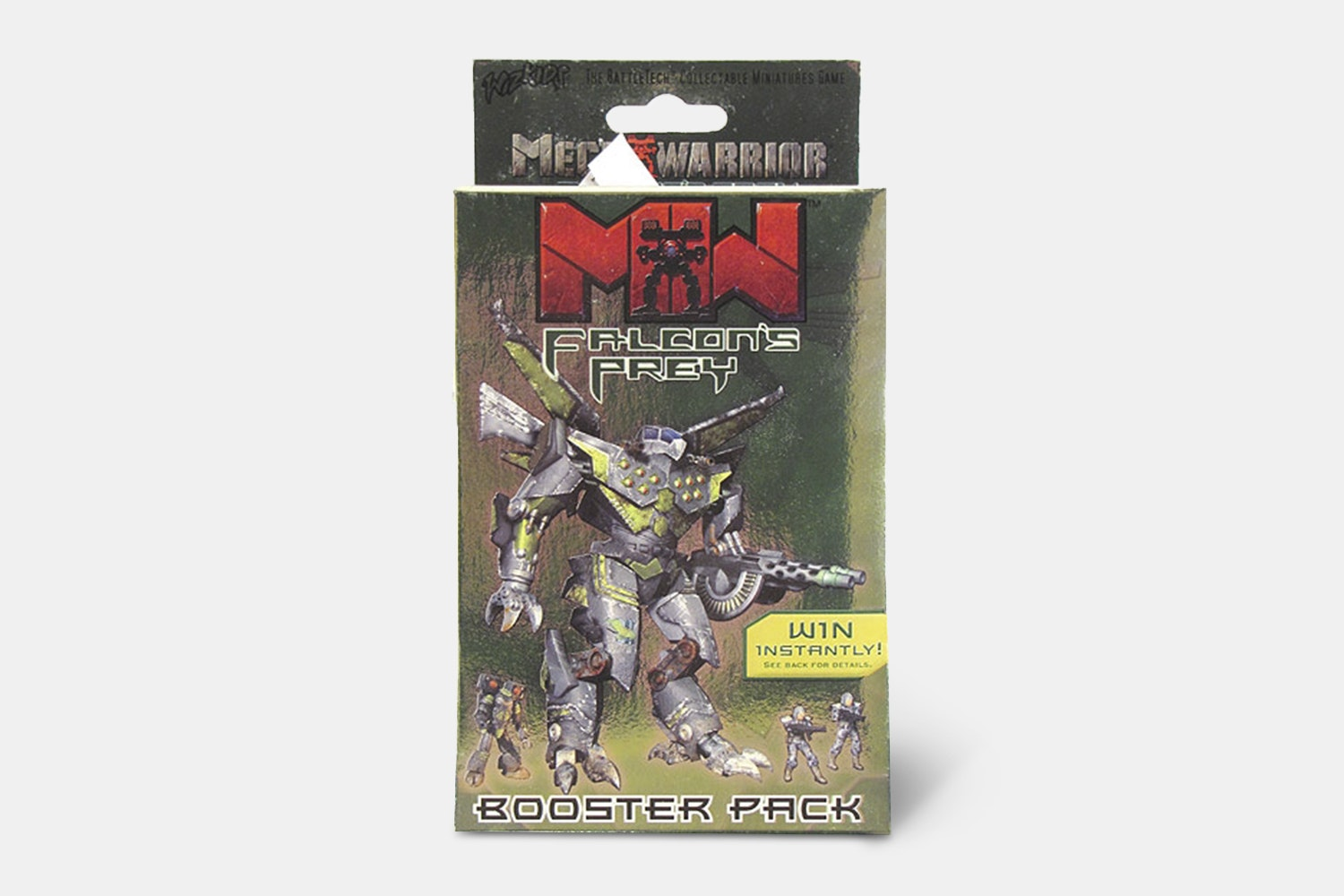 Mechwarrior Booster & Starter Pack Bundle