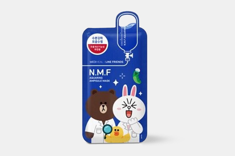 Line Friends NMF Aquaring Ampoule Mask