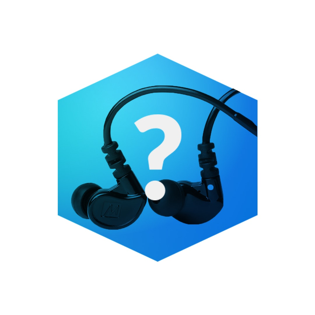 MEE audio 2nd-Generation IEM Blue Box