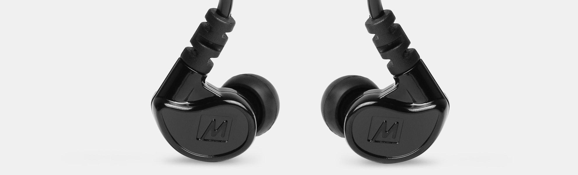 MEE Audio M6 IEMs – 2018 Version