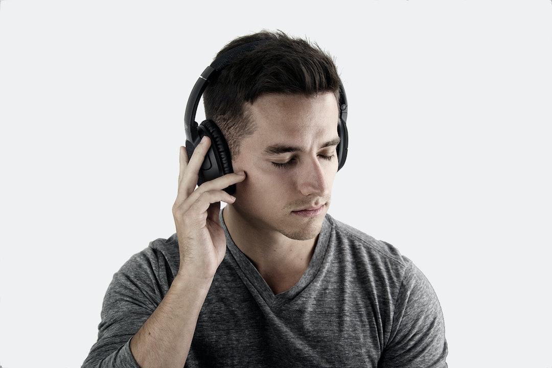 MEE Audio Matrix3 Bluetooth Headphones