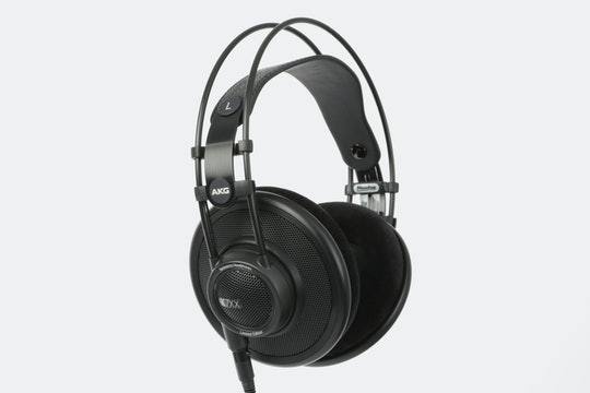 Massdrop x AKG K7XX in black