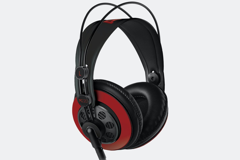Massdrop x AKG M220 Pro: Red
