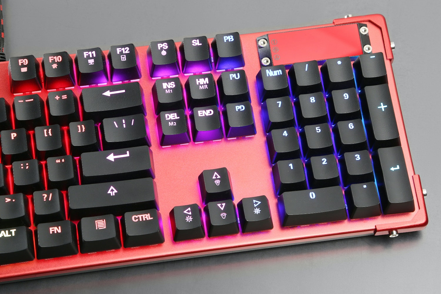 MeeTion MT-MK02 RGB Mechanical Keyboard