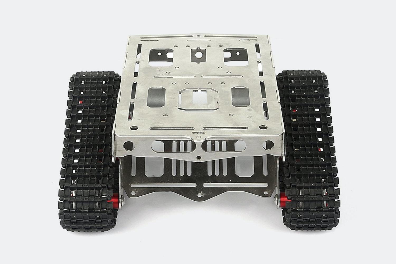 Mega 2560 R3 4WD Robot Kit Bundle for Arduino
