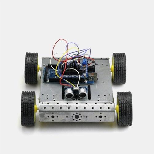 Mega 2560 R3 4WD Robot Kit Bundle for Arduino | Price & Reviews