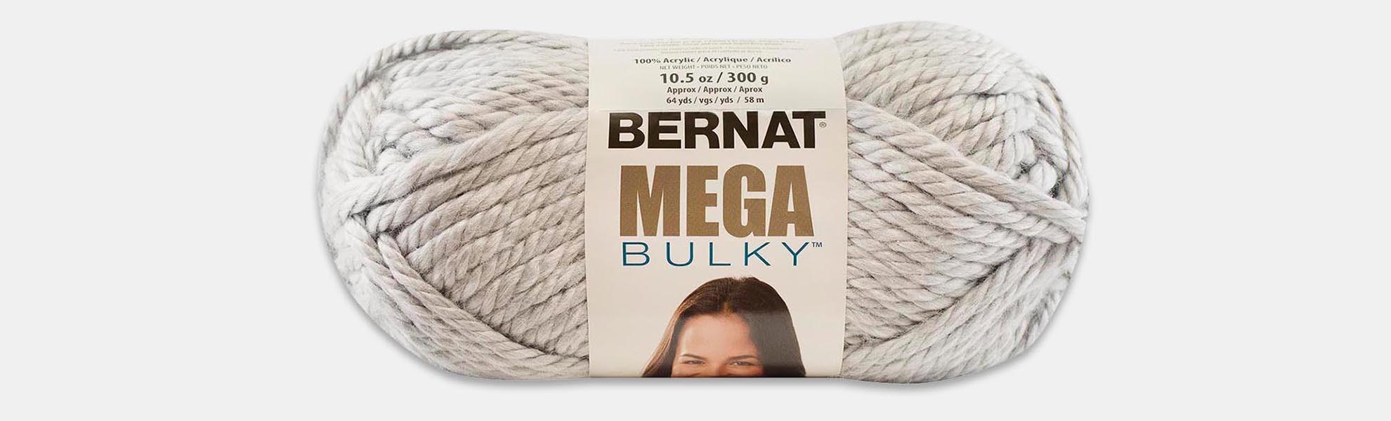 Bernat Mega Bulky Yarn (4-Pack)