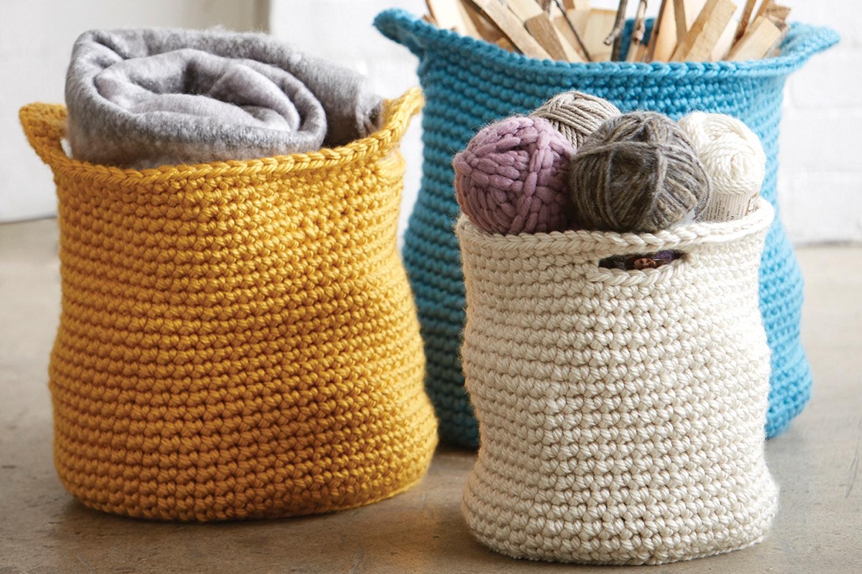 Cache Baskets