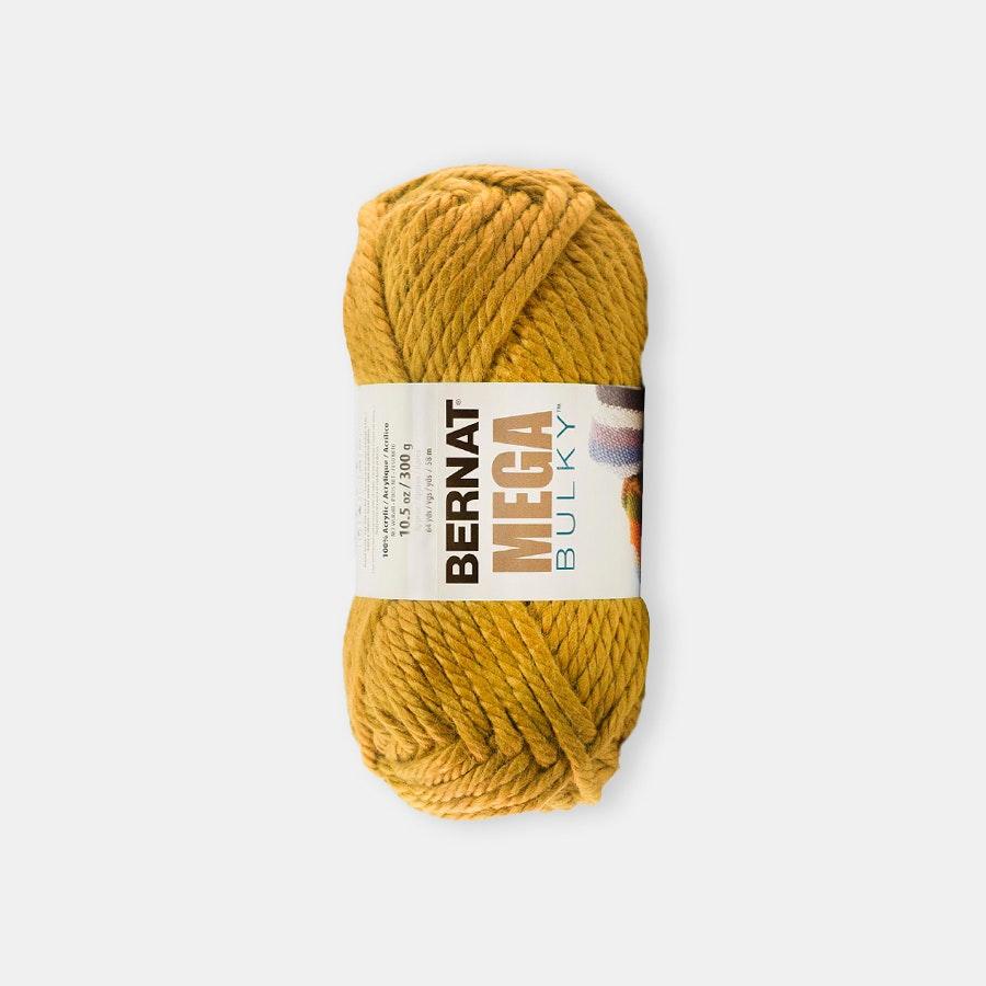 Mega Bulky Yarn by Bernat