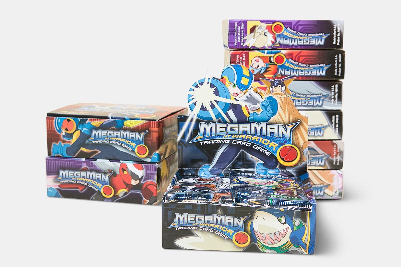 Mega Man Trading Card Game Bundle