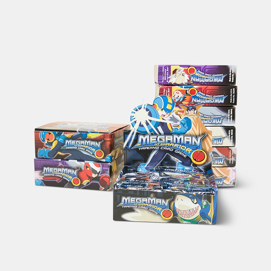Mega Man Trading Card Game Bundle