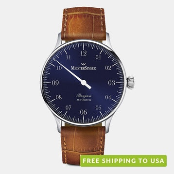 MeisterSinger Automatic & Manual Watches