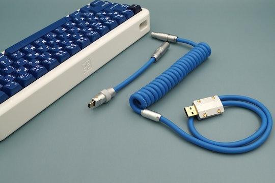 MelGeek Geekcable Handmade Custom Aviator USB Cables