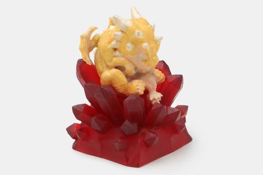 MEMEDA Baby Dragon Artisan Keycap