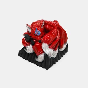 "MEMEDA Gumiho ""Nine-Tailed Fox"" Artisan Keycap"