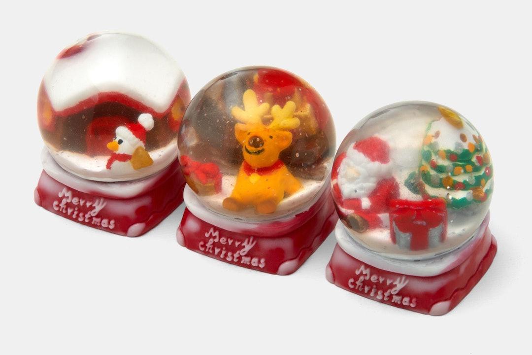 MEMEDA Merry Christmas Artisan Keycaps