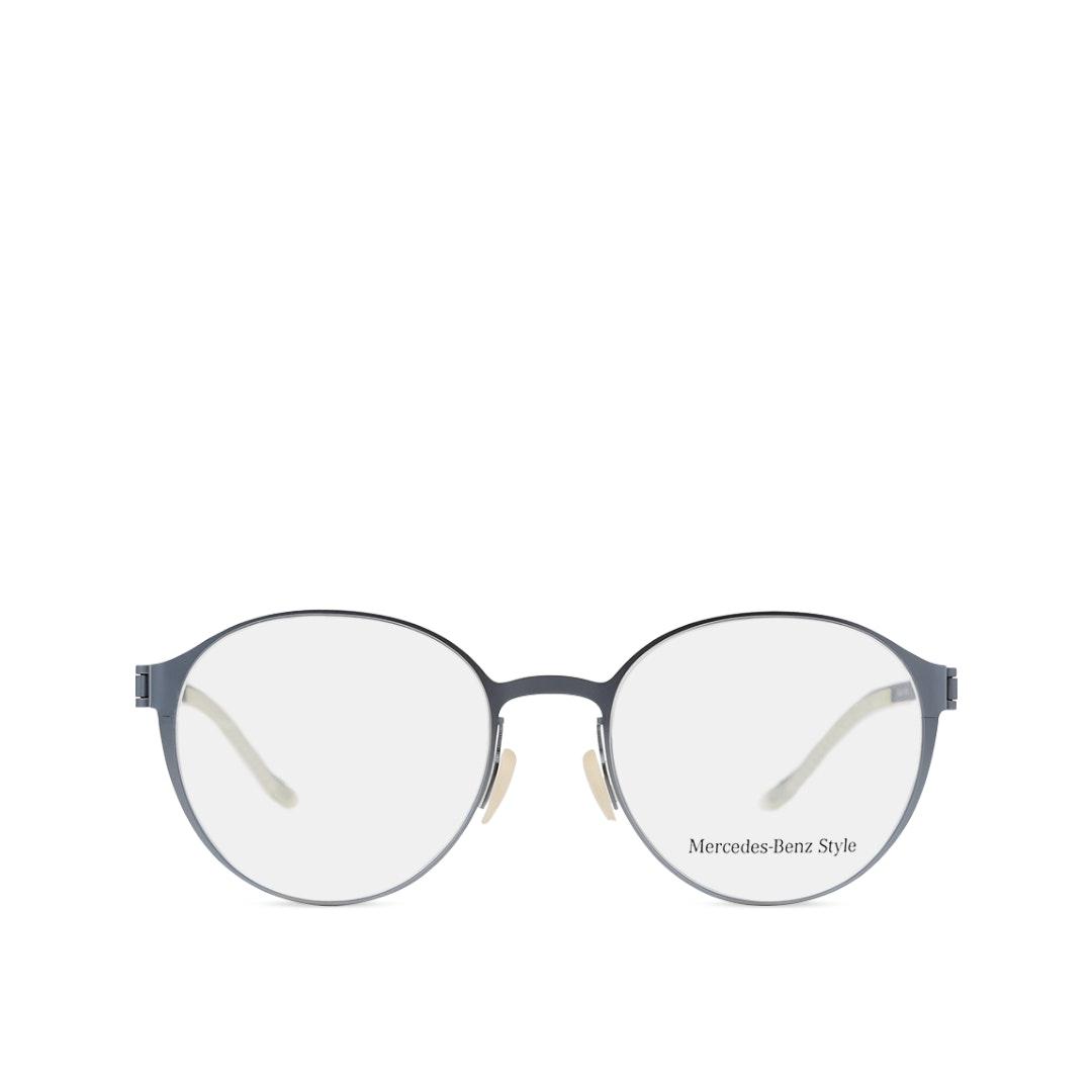 Mercedes-Benz Style Round Eyeglasses