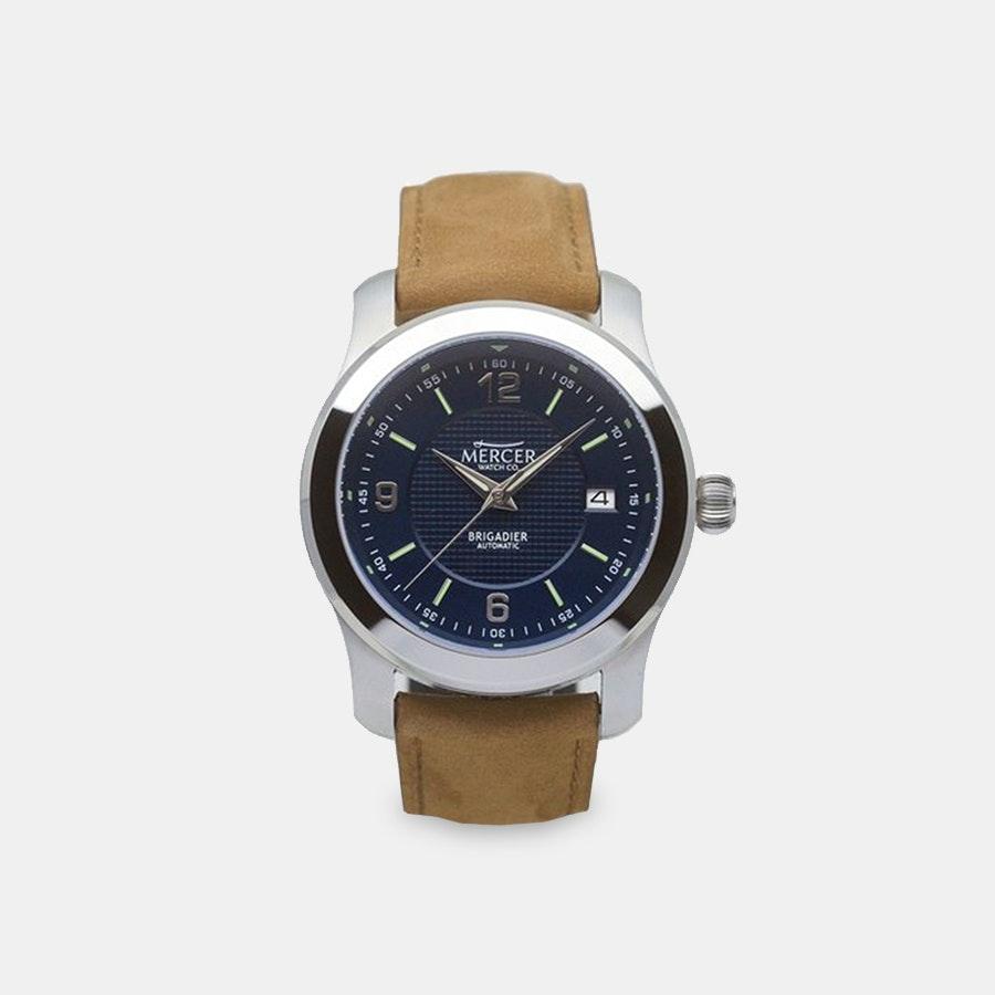 Mercer Brigadier Automatic Watch