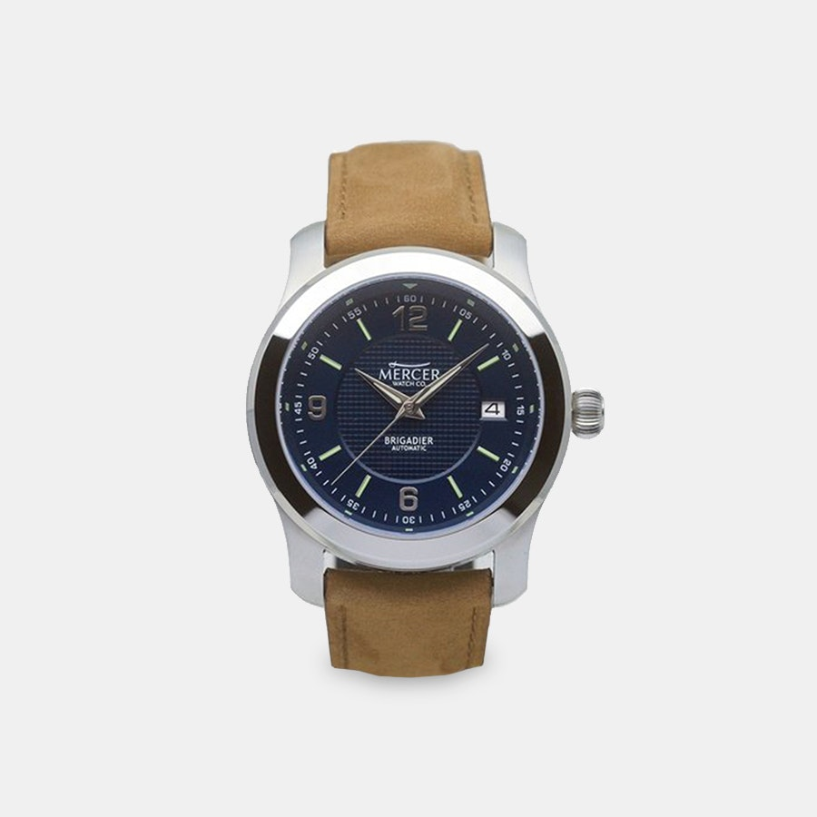 Mercer Brigadier Automatic Watch