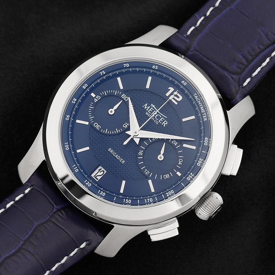 Mercer Brigadier Chronograph Watch