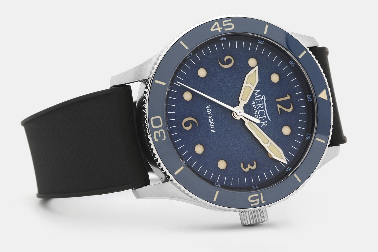 Mercer Voyager II Automatic Watch