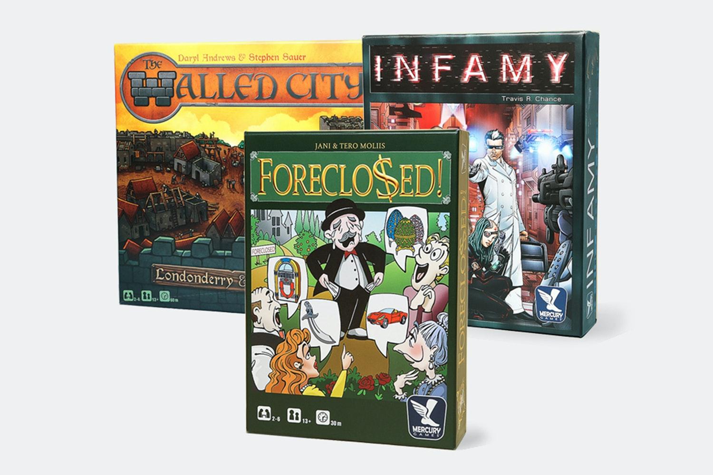 Mercury Games Bundle