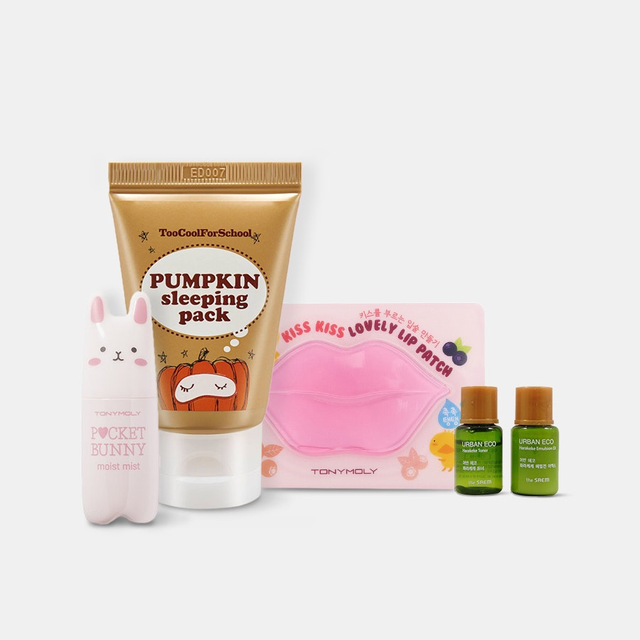 Bright & Blissful Moisturizing Bundle