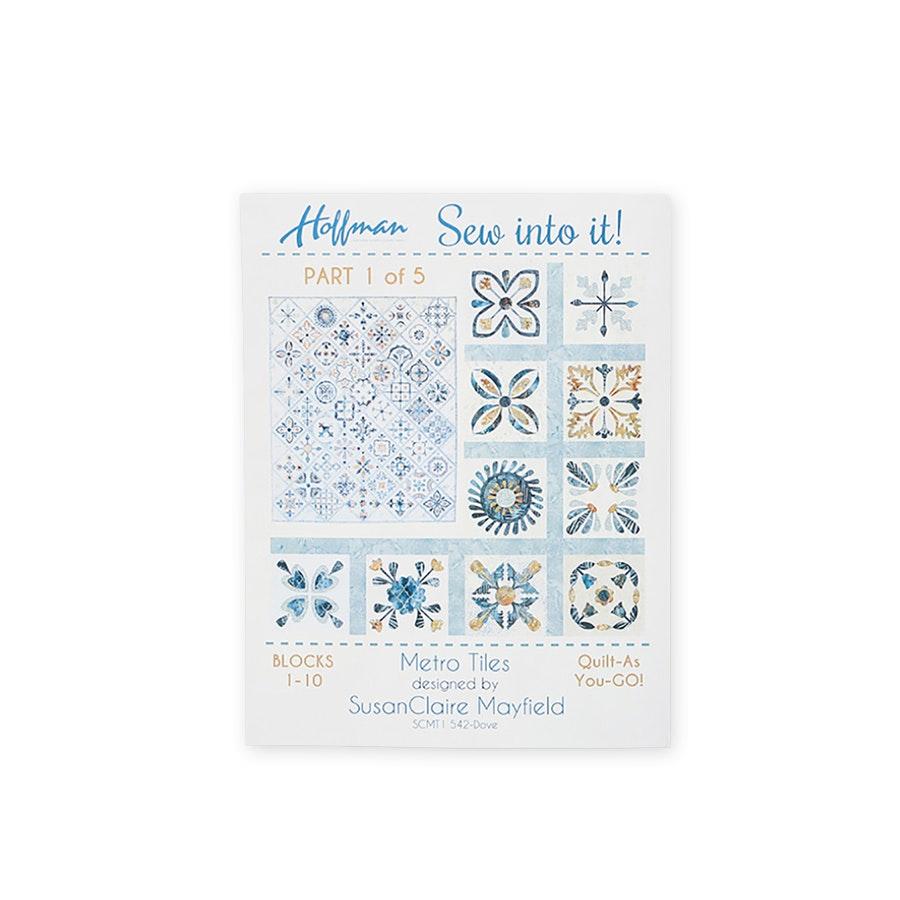 Metro Tiles Quilt Kit