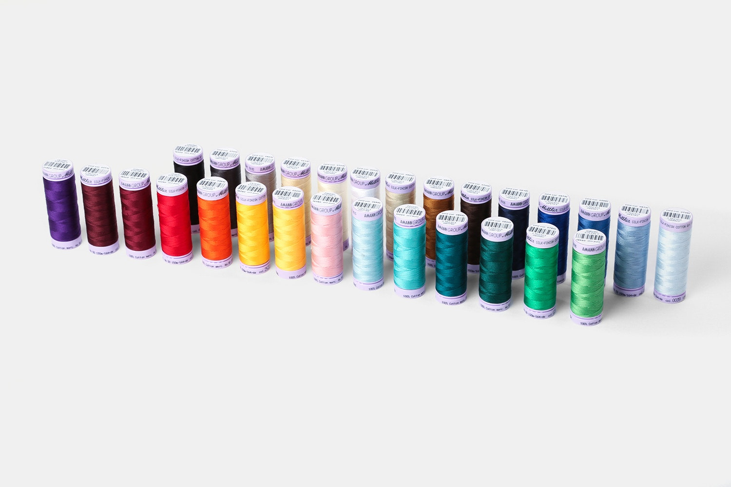 Silk Finish Thread Set