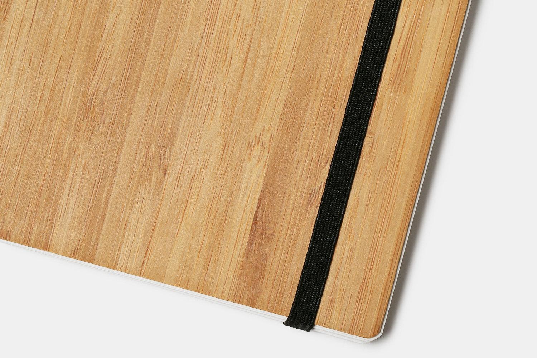 MHI Bamboo A5 Notebook