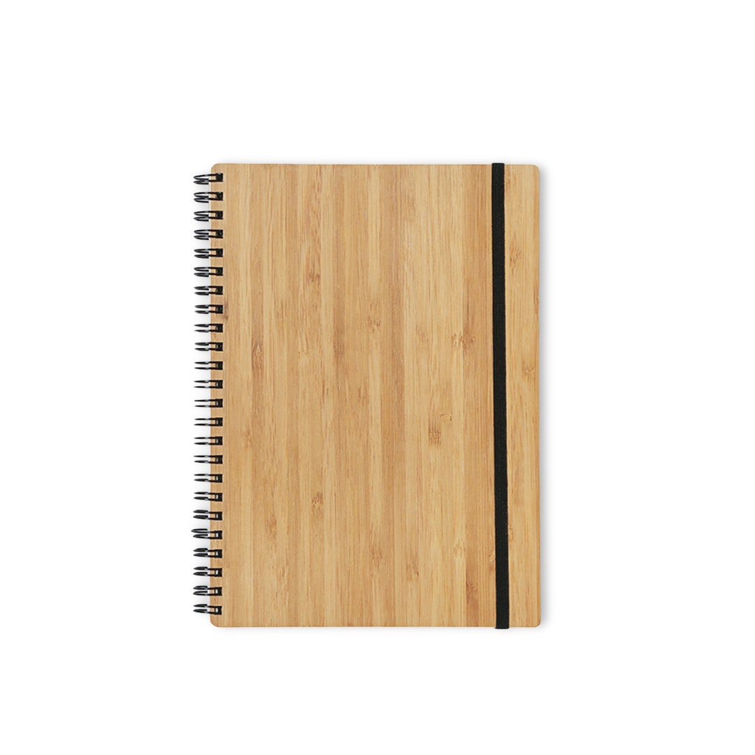 MHI Bamboo A5 Notebook