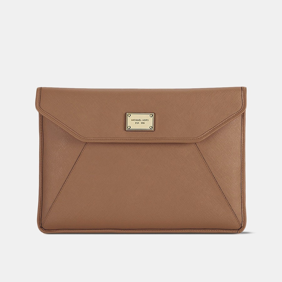 Michael Kors Leather Sleeve for Apple Macbook