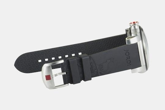 Michel Jordi Mega Icon GMT Quartz Watch