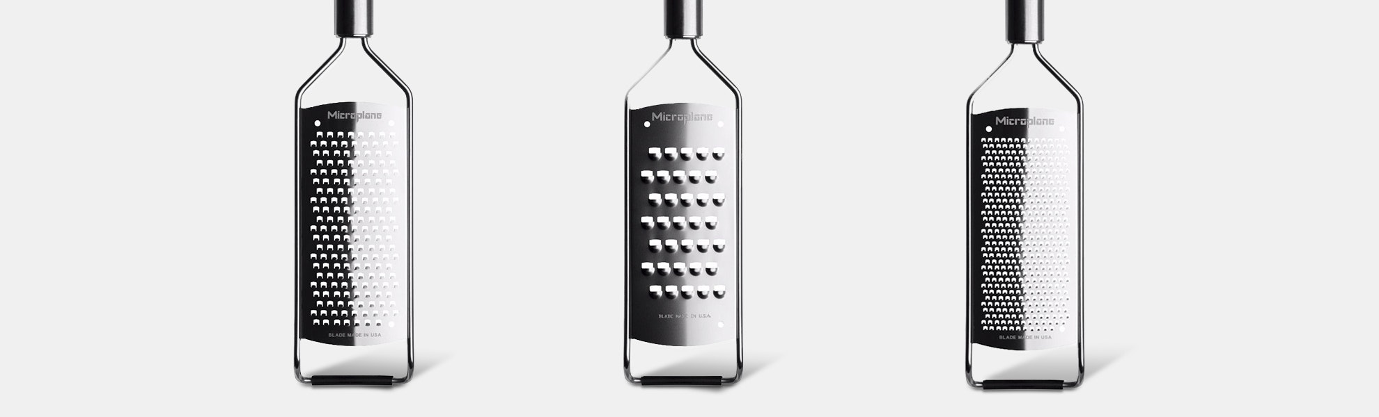 Microplane Professional Series Graters