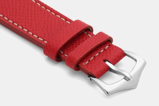 Milano Straps Epsom & Barenia Leather Watch Straps