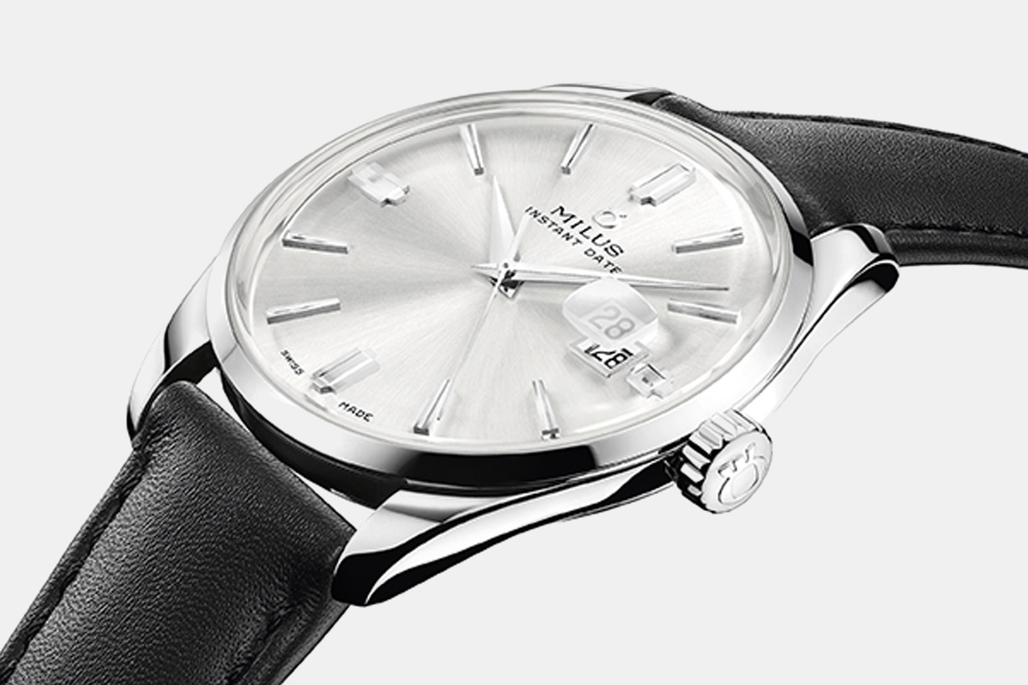 Milus Snow Star Heritage Automatic Watch Set