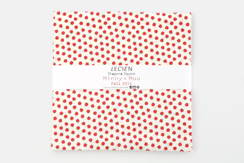 Minny Muu Fall 15 Origami Squares by Lecien