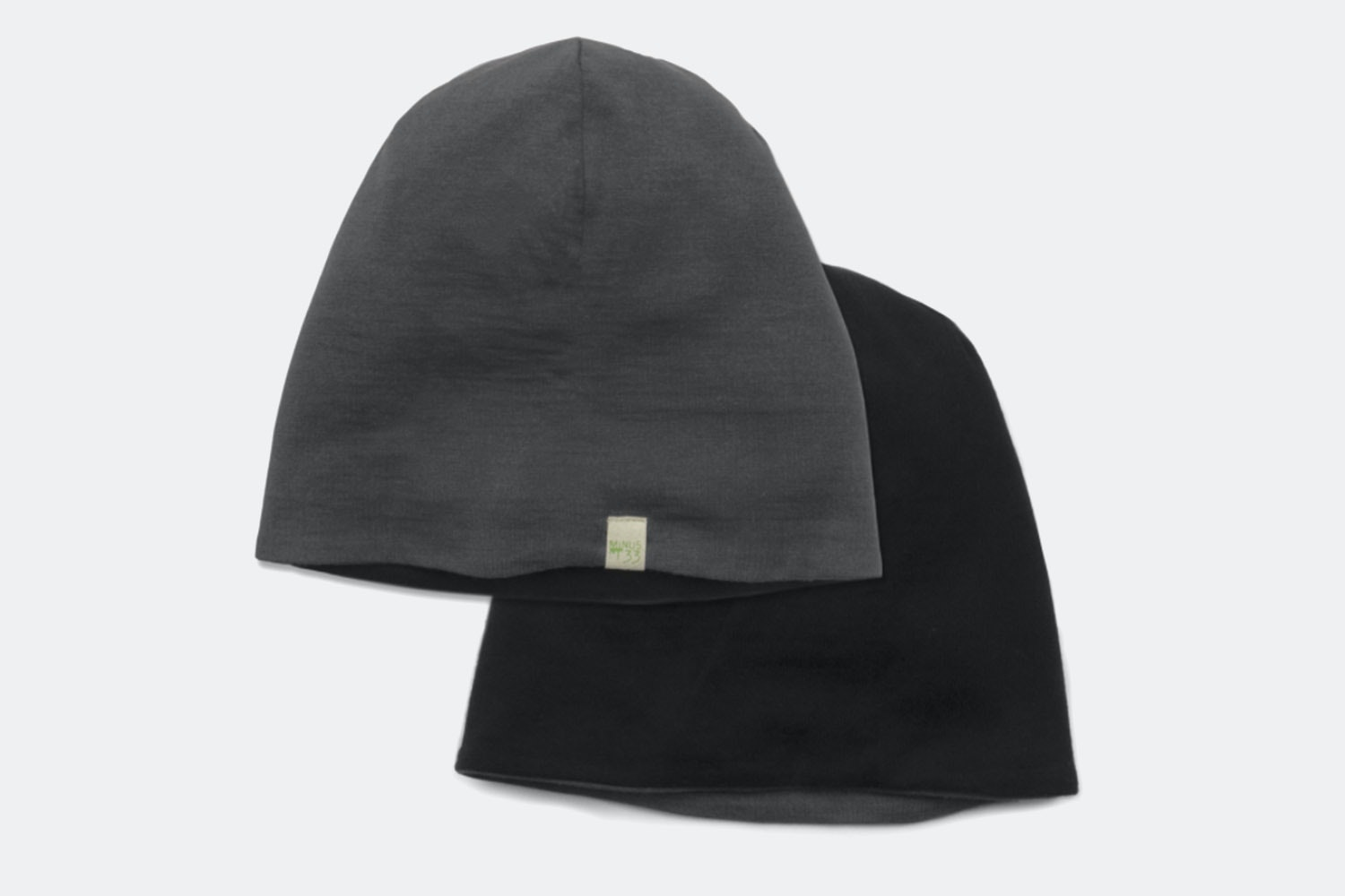 Reversible Shade Beanie – Charcoal Grey