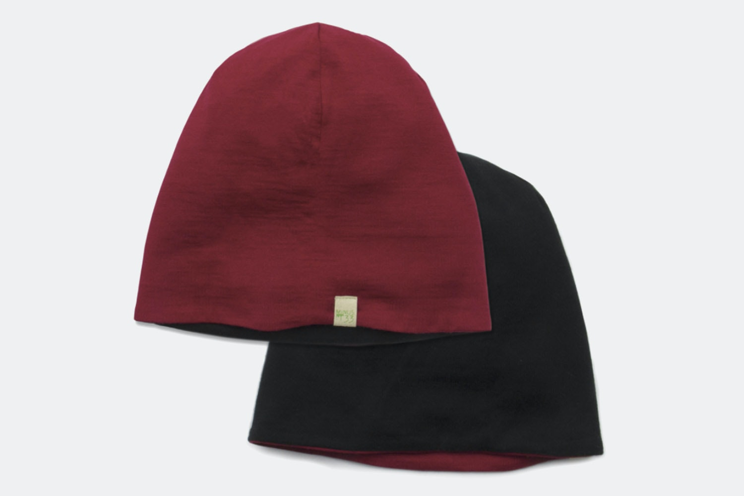 Reversible Shade Beanie – True Red