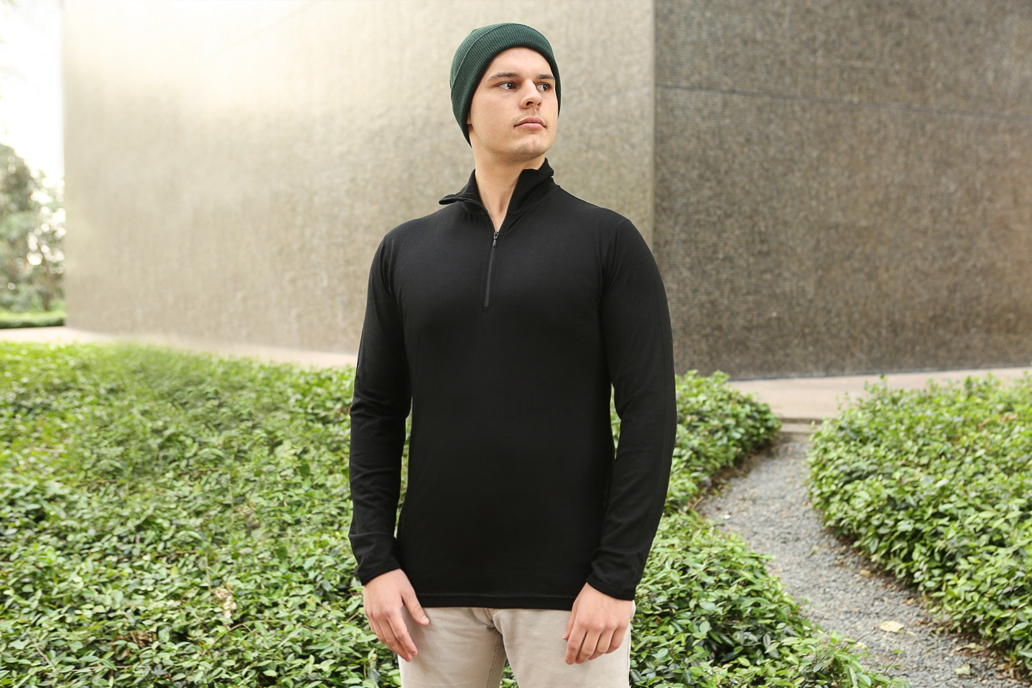 Minus33 Lightweight 1/4 Zip Crew or Bottom