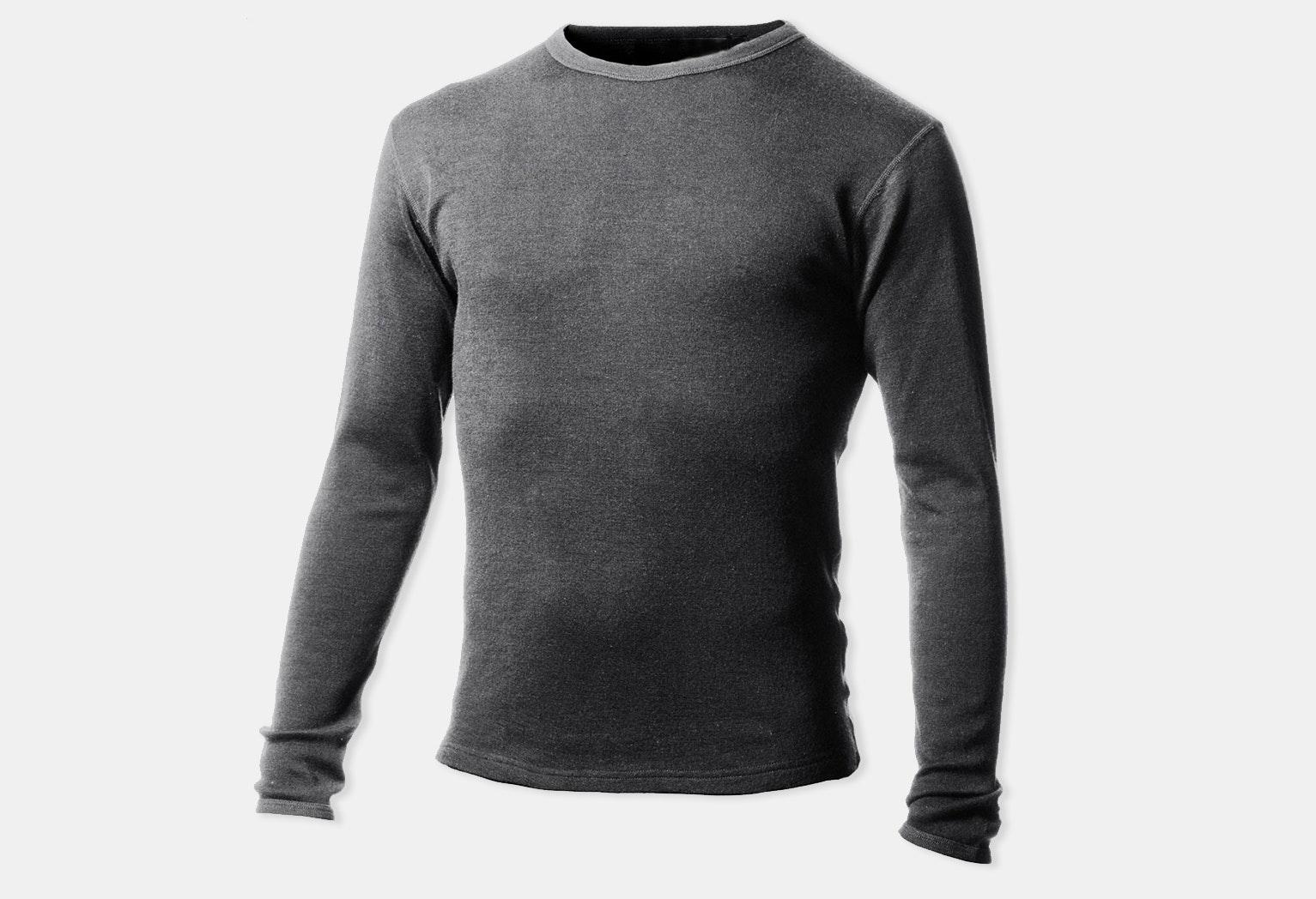 Men's –  Chocorua Top– Charcoal Gray