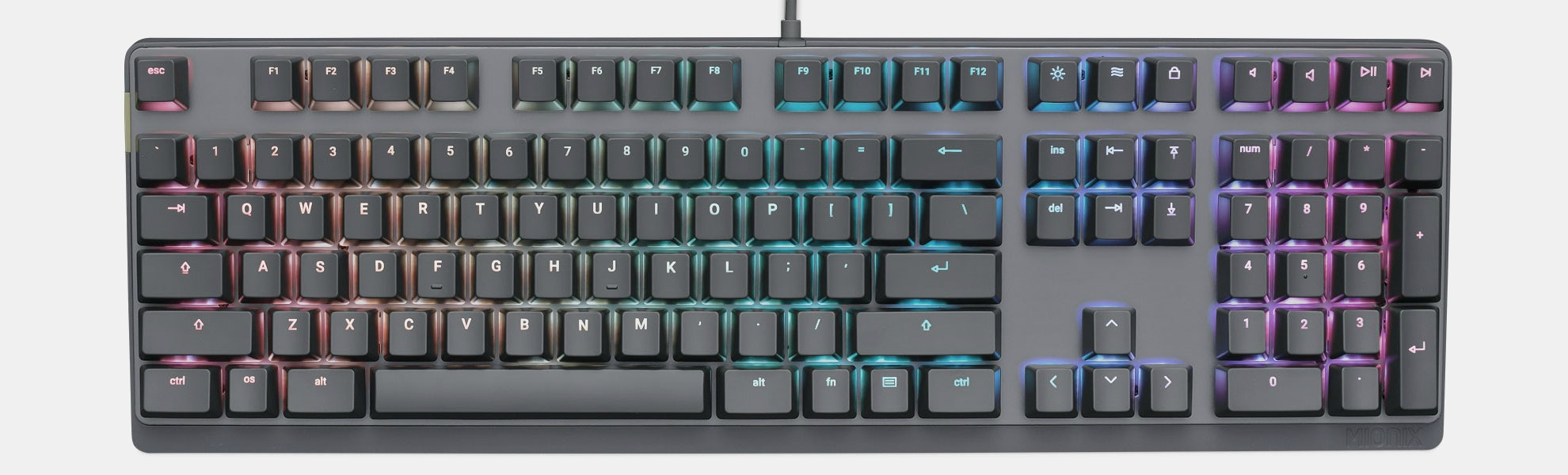 Mionix Wei Mechanical RGB Keyboard