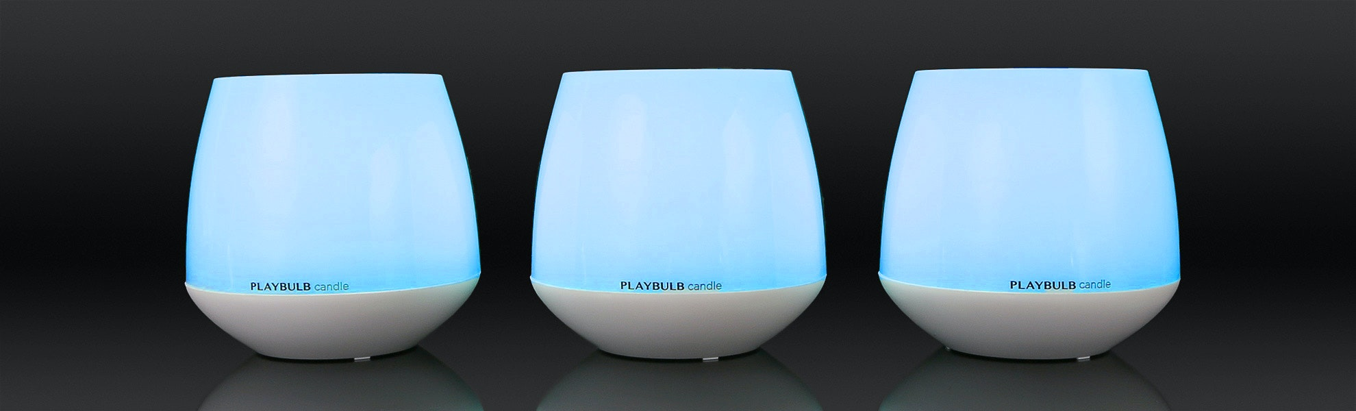 MiPOW Playbulb Candle (3-Pack)