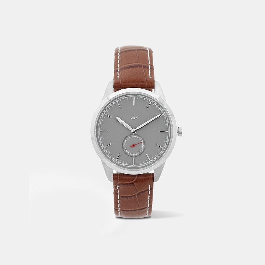 Miro Occasion Sub Seconds 38 Quartz Watch
