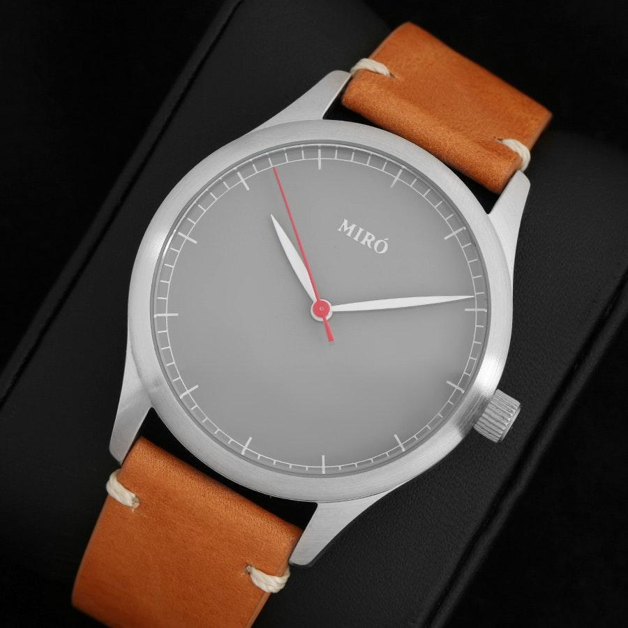 Miro Quartz Watch