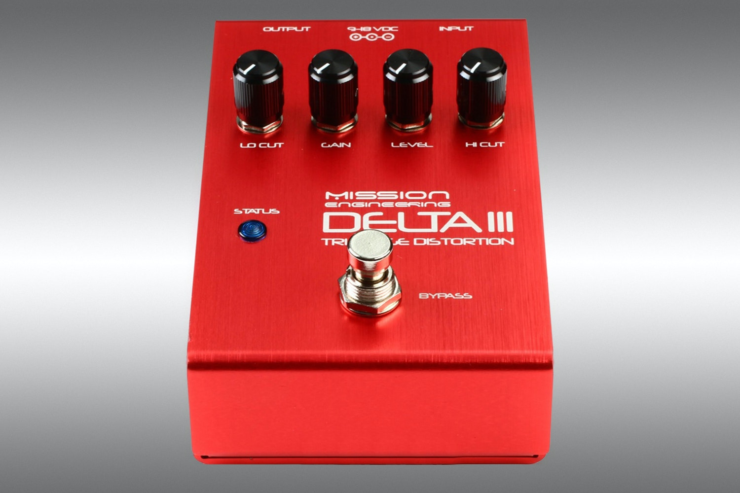 Mission Engineering Delta III Distortion Pedal