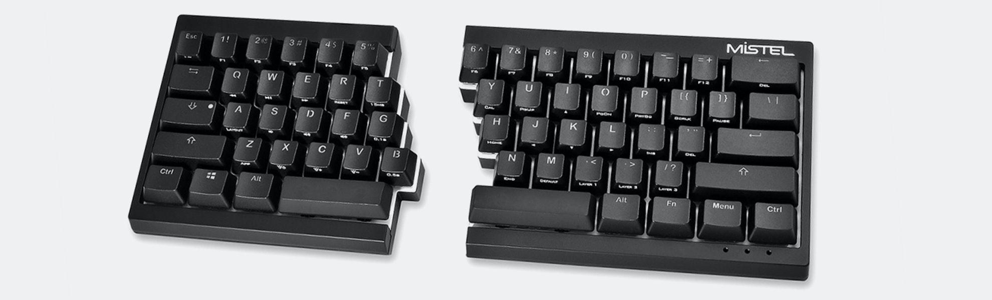 Mistel Barocco MD600 Mechanical Keyboard