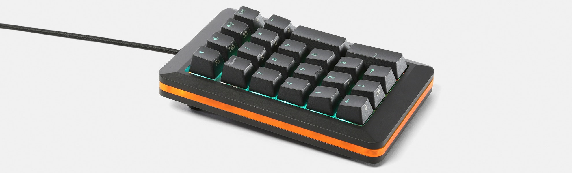 Mistel Freeboard MD200 RGB Mechanical Numpad