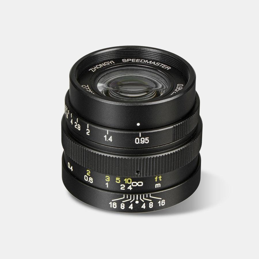Mitakon Speedmaster 25mm f/0.95 Lens
